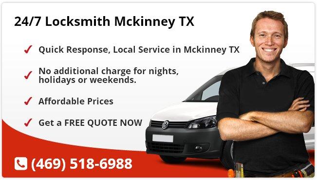 McKinney TX Locksmith